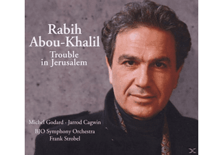 Abou - Trouble In Jerusalem - (CD)