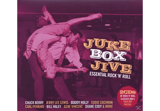 VARIOUS - Juke Box Jive-Essential Rock'n Roll [CD]