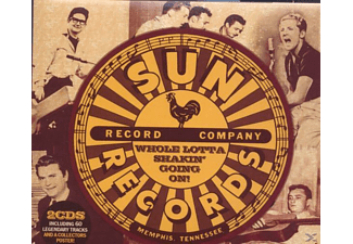 VARIOUS - Sun Records-60 Legendary Tracks [CD]