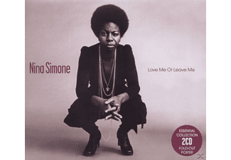 Nina Simone - Love Me Or Leave Me-Essential Collection - (CD)