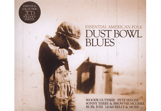 VARIOUS - Dust Bowl Blues-Essential American Folk - (CD)