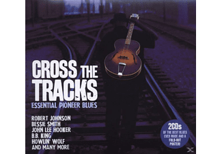 VARIOUS - Cross The Tracks-Essential Pioneer Blues - (CD)