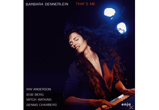 Barbara Dennerlein - That's Me [CD]