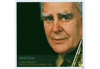 Charlie Mariano - Silver Blue - (CD)