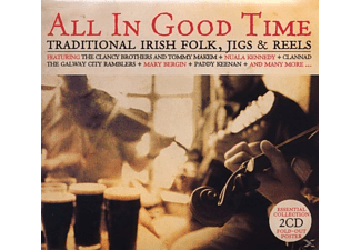 VARIOUS - Traditional Irish Folk-Essential Collection - (CD)