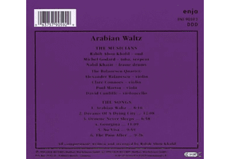 Abou - Arabian Waltz [CD]