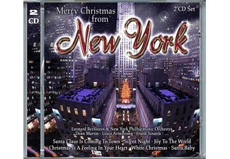 VARIOUS - Merry Christmas From New York - (CD)