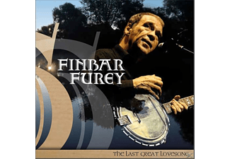 Finbar Furey - The Last Great Love Song - (CD)