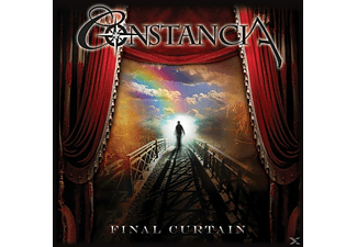 Constancia - Final Curtain - (CD)