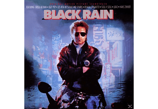 VARIOUS, OST/VARIOUS - Black Rain [CD]
