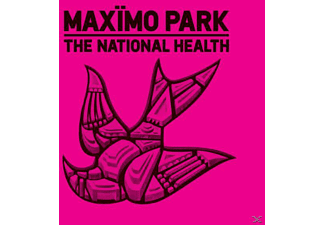 Maximo Park - THE NATIONAL HEALTH - (CD)