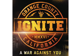 Ignite - A War Against You (CD)