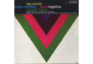 Kontz, Kontz/Haden/Mehldau - Alone Together/Live At Jazz Bazz Bakery - (CD)