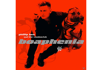 Phillip Boa, Phillip & The Voodooclub Boa - Boaphenia (Remastered) - (CD)