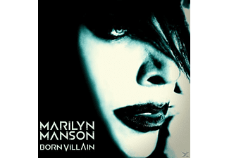 Marilyn Manson - BORN VILLAIN [CD]