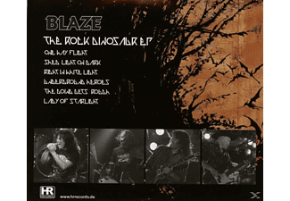 Blaze - The Rock Dinosaur Ep [CD]