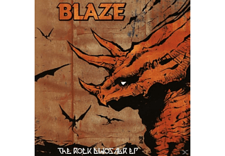 The Blaze - The Rock Dinosaur Ep [CD]