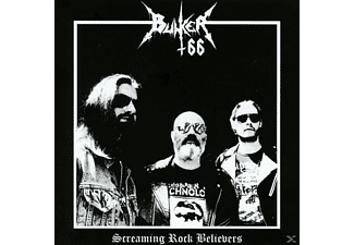 Bunker 66 - Screaming Rock Believers [CD]
