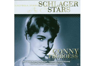 Conny Froboess - Schlager & Stars - (CD)
