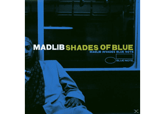 Madlib - Shades Of Blue:Madlib Invades [CD]
