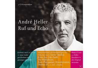 André Heller - RUF & ECHO - (CD)