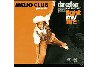 VARIOUS - Mojo Club Vol.4-Light My Fire - (CD)