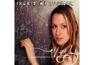 Ingrid Michaelson - Everybody [CD]