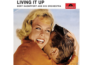 Bert Kaempfert - Living It Up (Re-Release) [CD]