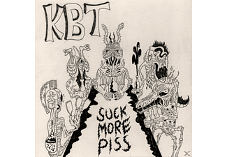 Kbt - Suck More Piss - (Vinyl)