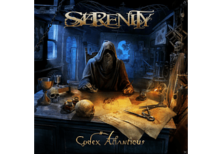 Serenity - Codex Atlanticus [CD]
