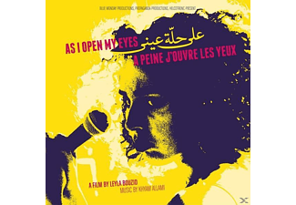 Khyam Alami - As I Open My Eyes/A Peine J'ouvre - (CD)