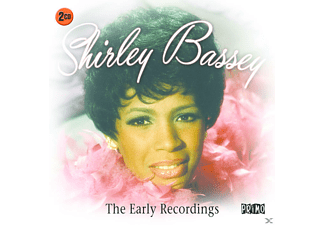Shirley Bassey - Early Recordings [CD]