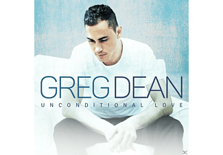 Greg Dean - Unconditional Love - (CD)