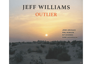 Jeff Williams - Outlier - (CD)