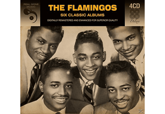 The Flamingos - 6 Classic Albums - (CD)