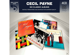 Cecil Payne - 6 Classic Albums [CD]