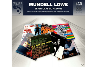 Mundell Lowe - 7 Classic Albums [CD]