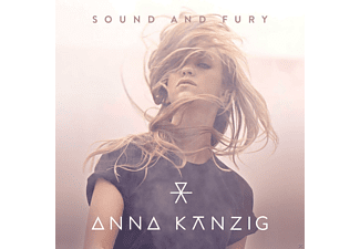 Anna Kaenzig - Sound and Fury [CD]