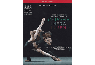 The Royal Opera House Ballet - Chroma/Infra/Limen - (DVD)