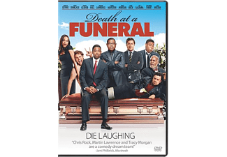 Death at a Funeral Komedi DVD