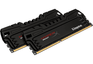 KINGSTON HyperX Beast 16GB (2x8GB) 1600MHz DDR3 Ram (KHX16C9T3K2/16X)