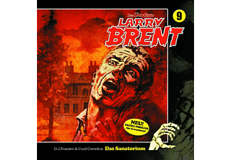 Larry Brent 9: Das Sanatorium - 2 CD - Horror