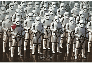 Star Wars: Episode 7 Poster Stormtrooper Army