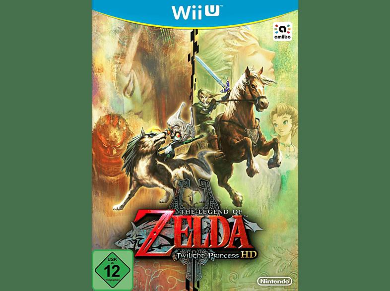 The Legend of Zelda Twilight Princess HD Nintendo Wii U kaufen