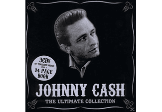 Johnny Cash - The Ultimate Collection (CD)