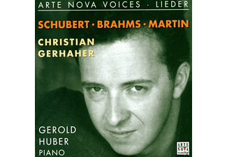 Christian Gerhaher - Arte Nova Voices - (CD)