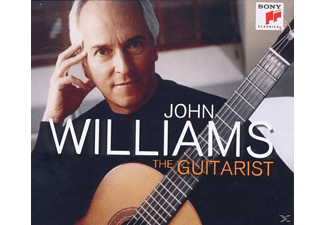 John Williams - John Williams-The Guitarist - (CD)