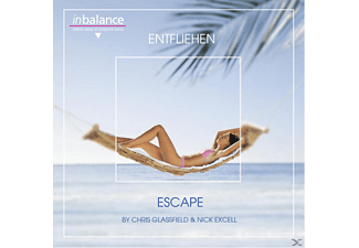 Chris Glassfield - Escape/Entfliehen - (CD)