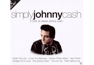 Johnny Cash - Simply Johnny Cash (2cd) [CD]