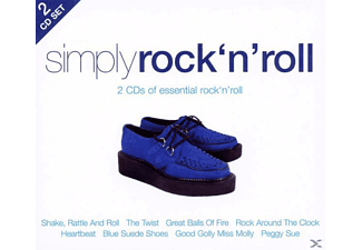 VARIOUS - Simply Rock'n Roll (2cd) [CD]